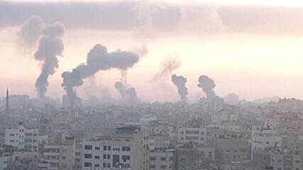 State of Palestine: Israeli warplanes hit Gaza Strip in successive raids