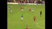 Steven Gerrard all goals 2007-2008