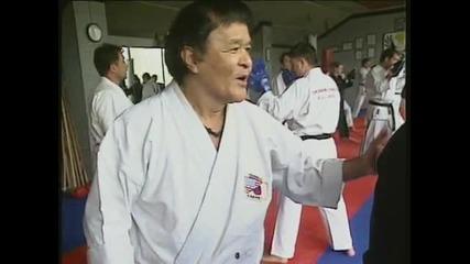 hanshi Tadashi Yamashita(part 1of 4)-seminar2005 Suibukan Bulgaria
