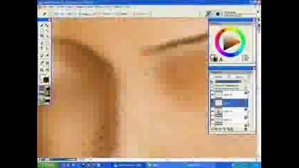 Jessica Alba - Бързо Рисуване