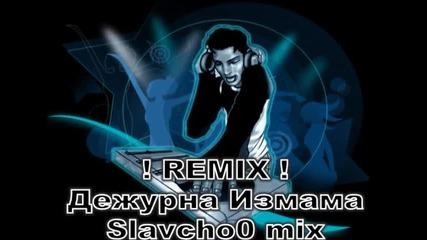 Dj Slawi Vs Dejurna Izmama (remix)