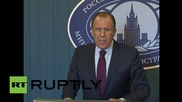 Russia: Iran needs S-300 anti-aircraft system only to protect itself - Lavrov