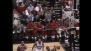 Allen Iverson vs Michael Jordan - Crossover