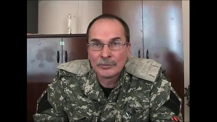 Украинската армия обстрелва Славянск с фосфорни бомби