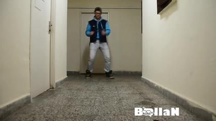 Удивителeн Български танцьор - Ballan l Dubstep l