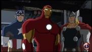 Върховен Спайдър - Мен / Железният Човек, Капитан Америка и Тор идват с предложение за Човека - Паяк