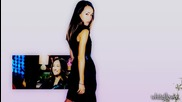 You can't stop looking at me + Maggie Q