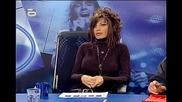 Music Idol 2 - Кастинга В Град Русе И Първата Участничка Галина Макавеева
