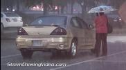 Пороен дъжд в Сарасота, Флорида