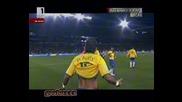 Бразилия 1 : 0 Юар красив гол на Даниел Алвеш