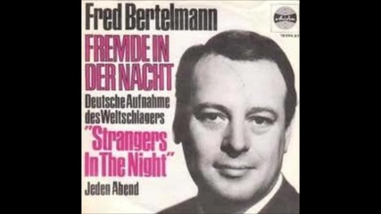 Fred Bertelmann Fremde in der Nacht 1966