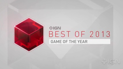 Last of Us - 2013 Game of the Year