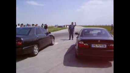 Lancia Kappa Vs Bmw 320