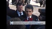 Росен Плевнелиев: Не бих допуснал армията да охранява границата с Турция
