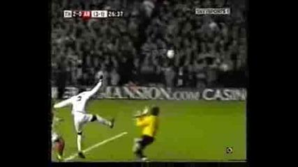 Tottenham - Arsenal 5 - 1 Full Goals