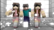 Psy Gangnam Style - Parodia Minecraft