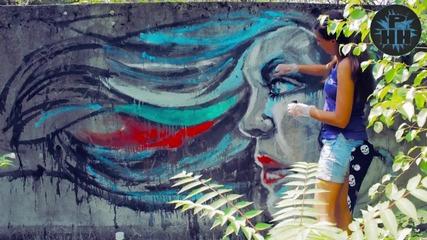 Скоростно рисуване : Душата иска своята свобода !