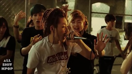 Kpop Crack Exo,bts, Block B