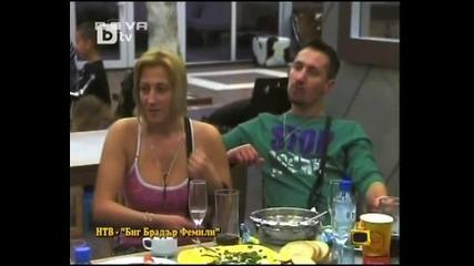 Диалекти В Big Brother Family Господари На Ефира 6.04.10