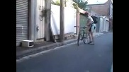 мини велосипед