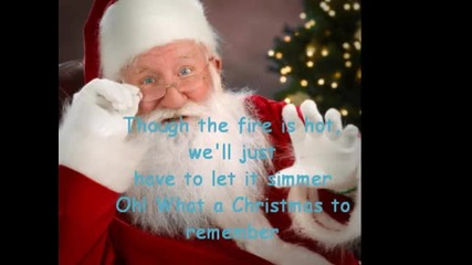 A Christmas to Remember (with lyrics)
