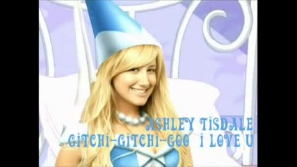 Ashley Tisdale - Gitchi - Gitchi - Goo