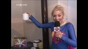 ! Бианка и киселото мляко, Шоуто на Иван и Андрей, 12.02.2010