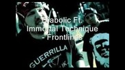 Diabolic Ft. Immortal Technique - Frontlines