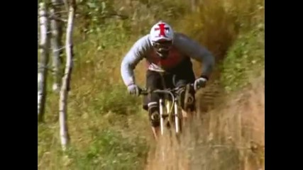 downhill and free ride...