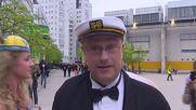 Sweden: Eurovision fans flock in thousands to Stockholm final