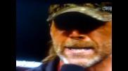 Daniel Bryan отказва предложението на Shawn Michaels и му прави захвата ''yes'' - Wwe Raw 28.10.13