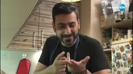Кулинарни изненади и експерименти със Стефан Щерев в ''Черешката на тортата'' (14.12.2018) - част 1