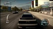 Need For Speed - The Run - С дивото Ауди на лов за мацки
