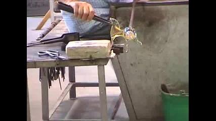 обработка на стъкло