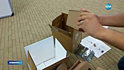 """""""Самсунг"""" изпраща огнеупорни кутии на хиляди свои клиенти"""