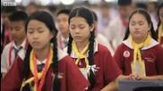 1 милион медитиращи деца могат да променят света!