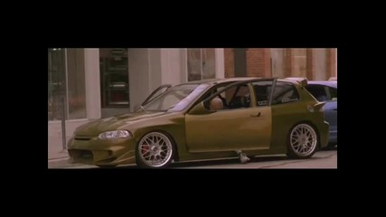 Honda (fast And The Furious)