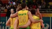 Brazilia Vs China (volleyball mens)