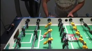 Foosball - Snake Shot Tutorial