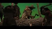 * Красавицата и звярът * пиратите (2014) La Belle et la Bête - Exclu Making-of Les Pirates