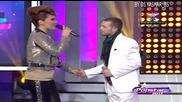 Pop Star 2013 - Ismail ve Pinar ( Nasip Deilmis ) 04.04.2013