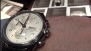 Sihh 2014: Baume & Mercier Clifton Chronograph