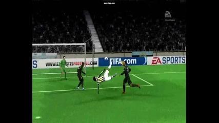 Fifa 10 - Як гол на Дел Пиеро