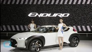 Hyundai Reveals Funky Enduro Crossover Concept At 2015 Seoul Motor Show