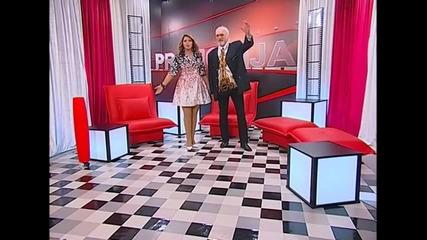 Neda Ukraden i Zlatko Pejakovic - Slobodni smo kao ptice - Promocija - (TvDmSat 2012)