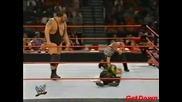Big Show vs. Jeff Hardy - Wwe Heat 09.06.2002