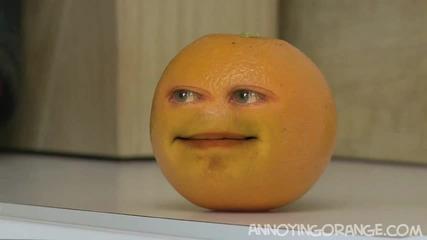 Iphone и досадният портокал