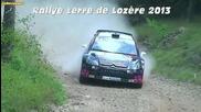 Rallye Terre De Lozere 2013