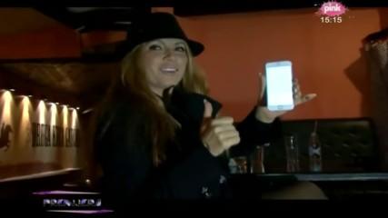 Indira Radic - Intervju - Rehabilitacija ( TV PINK 2014 )