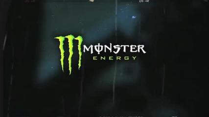 Monster energy Mx Gp fermo